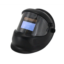 MX-P Black Auto Darkening Welding Helmet
