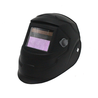 MX-J Black Auto Darkening Welding Helmet